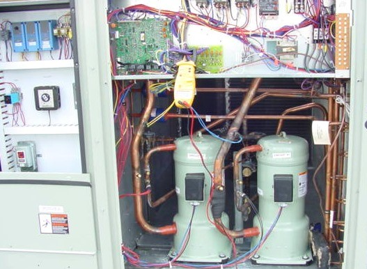 rooftop air conditioning system