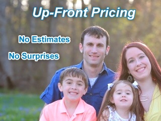 Up-Front Pricing