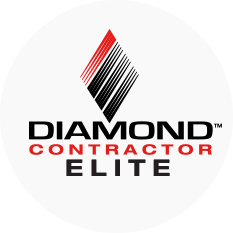 Diamond Elite Contractor logo