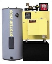 Energy Kinetics System 2000 oil-fired Boiler