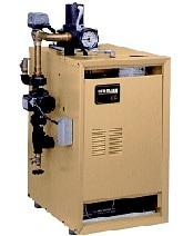 Weil-McLain natural draft gas boiler