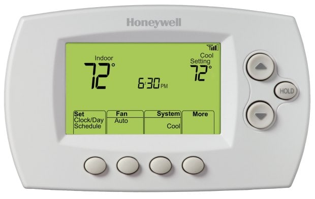Honeywell FocusPRO 6000 Programmable Thermostat
