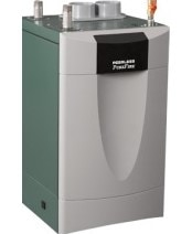 Peerless direct vent gas boiler