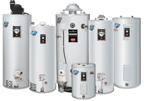 Conventional water heaters