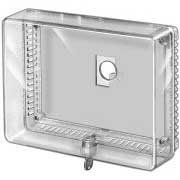 Thermostat Guard with locking key