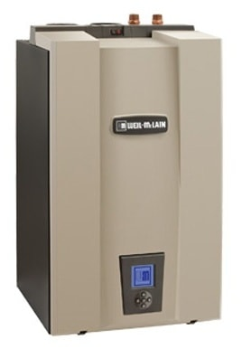 Weil-McLain direct vent gas boiler