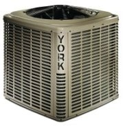 York LX Series YHJF Heat Pump