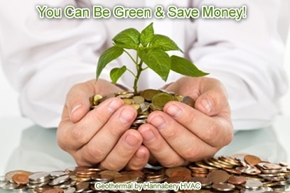 Be Green and Save Money