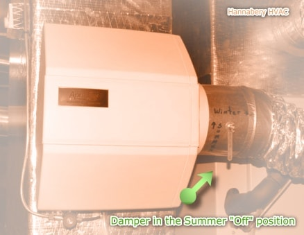 Hvac Tips Turning Off Humidifier After Heating Season