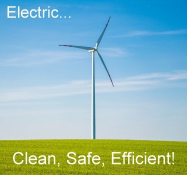 Electric Wind Power
