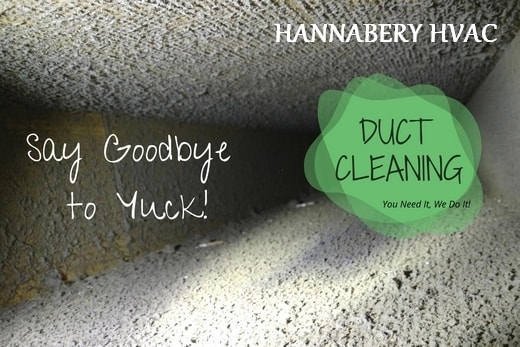 dirty ductwork - Yuck