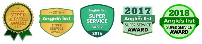 Angie's List Super Service Awards