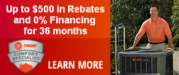 Trane Special Financing