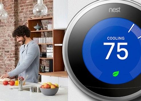 NEST thermostats, NEST Protect, NEST Cam