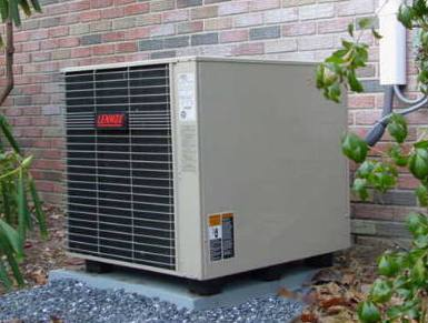 Lennox High Efficiency Outdoor Condensing Unit