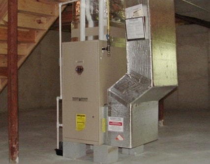 York High Efficiency 90+ Gas Furnace